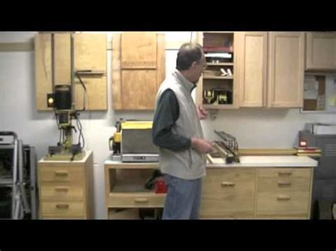 lessons      earth woodworking shop part mov youtube