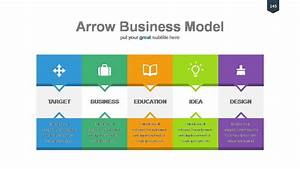 Multi-color Business Model Templates