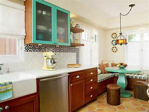 kitchen flooring ideas interior design styles and color With kitchen colors with white cabinets with four seasons wall art