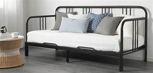 Ikea Lit D Appoint : lit simple pas cher lit 1 place 1 personne ikea ~ Teatrodelosmanantiales.com Idées de Décoration