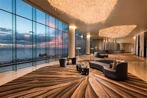 luxury hotel conrad manila opens  doors