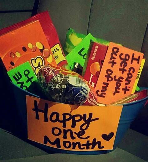 Boyfriend  Month  Ee  Anniversary Ee   Surprise Pins  Month