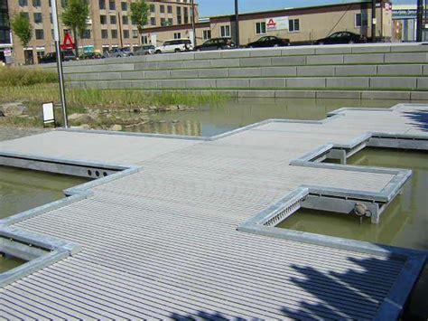 docks decking market fibergrate composite structures