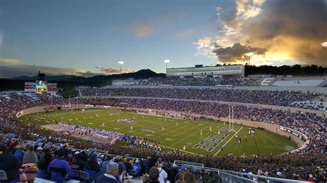 boise state  air force game preview   time