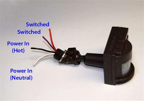 motion sensor switched output hack automat3d