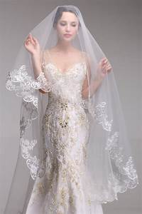 italian lace bridal veils designs 2017 for wedding day With italian lace wedding dresses