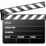 Clapperboard Transparent Clipart Background Clip Icon Resolution