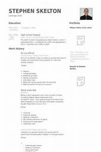 Official Resume Samples Visualcv Resume Samples Database