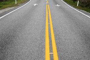 What Does These White And Yellow Lines On A Road Actually Mean