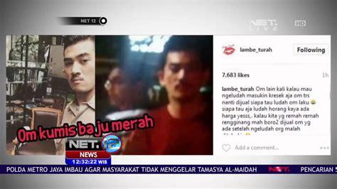 Akun Instagram Lambe Turah Aktif Unggah Foto Pelaku