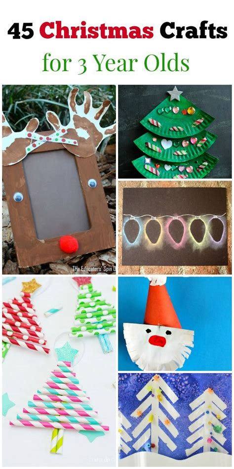 christmas crafts   year olds  wee learn