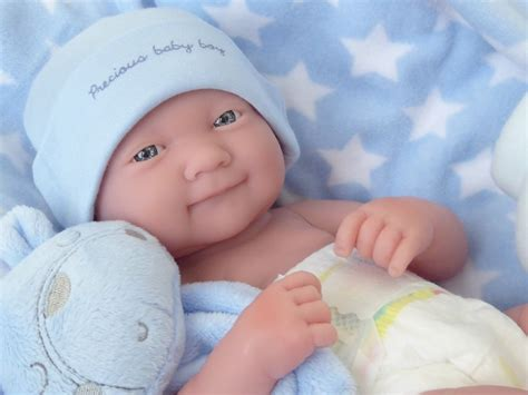 Berenguer La Newborn Baby Boy Doll For Reborn Or Play ️