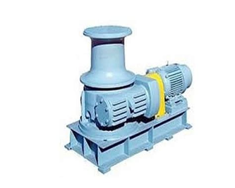 Small Boat Anchor Winch by Manual Anchor Winch Capstan Applications Specifiations Sale