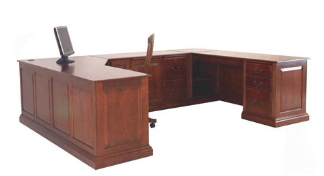 u shaped home office desk traditional home office furniture benefits
