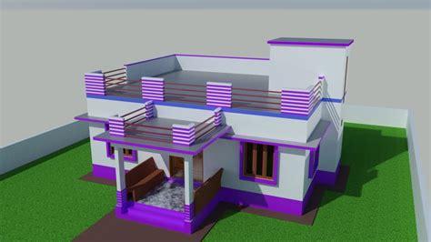 bangladesh village house design  youtube