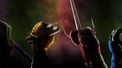 Ninja Turtles Mutant Teenage Wallpapers Leonardo Raphael