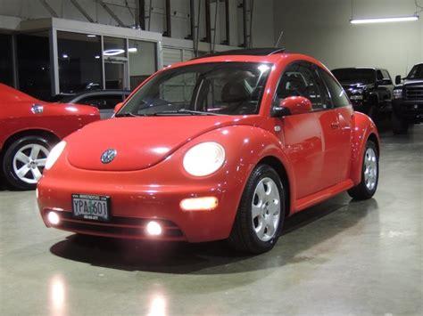 volkswagen beetle diesel 2002 volkswagen beetle gls tdi turbo diesel leather