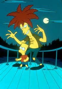 Sideshow Bob Kills Bart Simpson
