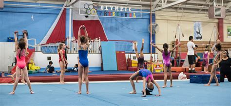 Peninsula Gymnastics – Professional Gymnastics Training Center