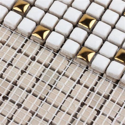 porcelain mosaic floor tile wholesale glazed porcelain tile mosaic mirrortiles floor bathroom mirr