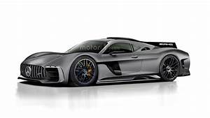 Amg Project One : mercedes amg project one rendered as jaw dropping halo hypercar ~ Medecine-chirurgie-esthetiques.com Avis de Voitures