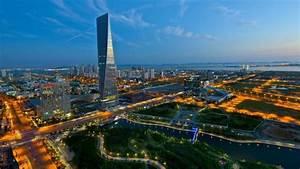 cityscape, Lights, Seoul, South Korea HD Wallpapers ...