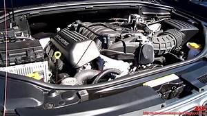 2012 Jeep Grand Cherokee Srt8 Engine Look  Asp