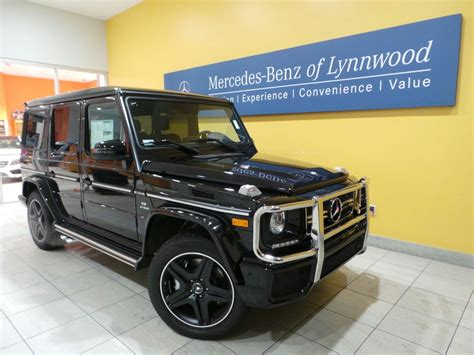 New 2017 Mercedes-benz G-class Amg® G63 4matic Suv In