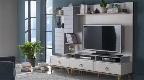 Mavenna Wall Unit   Bellona Furniture