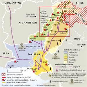 Pakistan : en guerre sur deux fronts et ethniquement divisé, par ... Pakistan