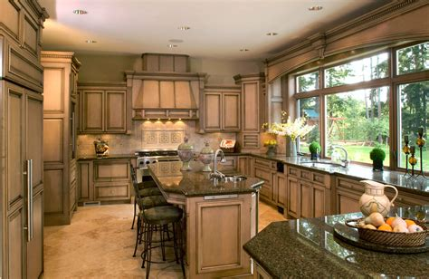 Traditional Kitchen Designs And Elements  Theydesignnet