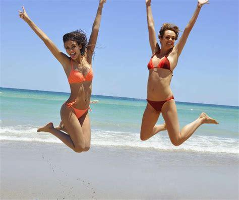 jenna boyd swimsuit victoria justice in bikini social media