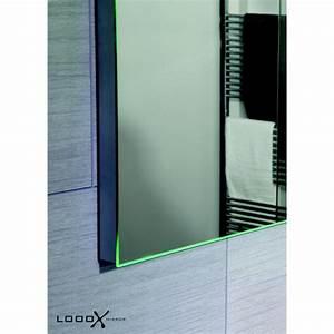 Spiegel 80 X 60 : looox mirror spiegel 80 x 60 cm met verlichting en verwarming spv800600b ~ Buech-reservation.com Haus und Dekorationen