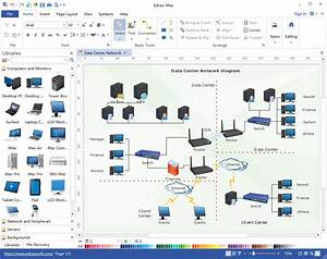 Ideal Network Diagram Software For Easy And Quick Projects