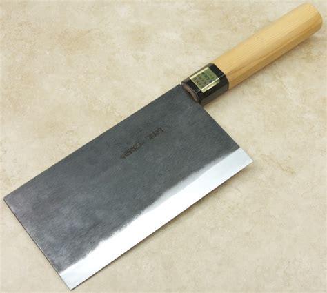 zdp 189 kitchen knives moritaka as cleaver 190mm