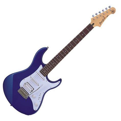 Yamaha Pacifica 012 Electric Guitar Metallic Blue Trax
