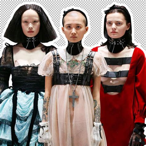 review guccis fall runway show milan fashion week