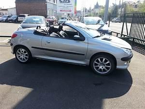 Peugeot 206 Cc Occasion : voiture occasion peugeot 206 cc labellis e vendre beuvry ref 481 ~ Gottalentnigeria.com Avis de Voitures