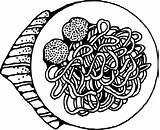 Meatballs Shopkin sketch template