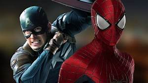Captain America Civil War Chris Evans Ponders Spider