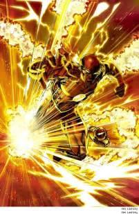 Best Flash Comic Art