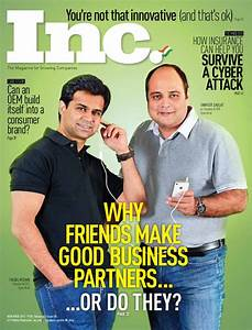 Synechron on Inc. magazine cover