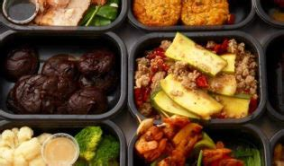 healthy food delivery   meal prep delivery