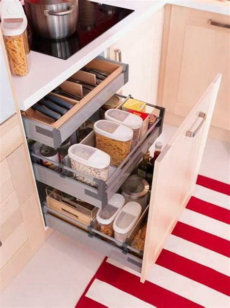 kitchen drawer organizing ideas diy organized living