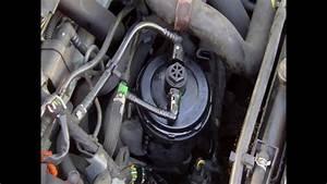 Fuel Circuit   Filter  Pump Prime Step By Step