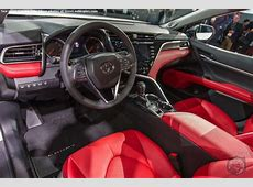 #NAIAS The 2018 Toyota Camry's AGGRESSION Continues On