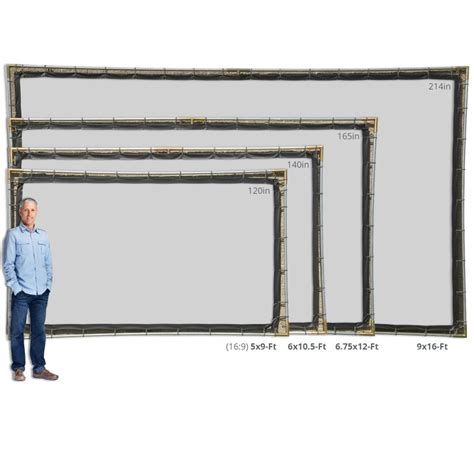 hanging projector screen kit portable projection screens