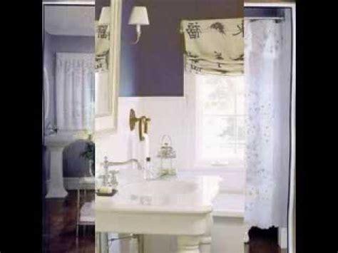 bathroom window curtain design decorating ideas youtube