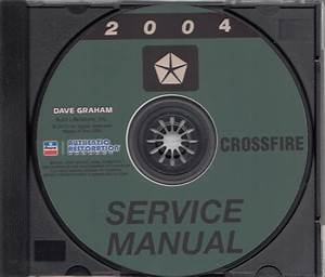 Diagram  2004 Sebring Stratus Coupe Service Repair Set 4