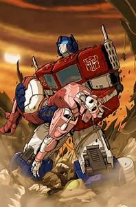 Transformers - Optimus Prime by MattMoylan on DeviantArt